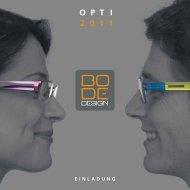 FarbE dEsign ausdruck - BoDe Design Vertriebs GmbH & Co. KG