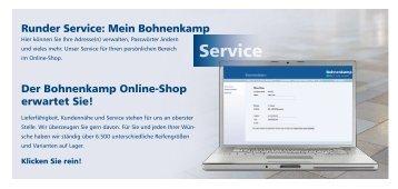 Anleitung Online-Shop: Bestellen per Mail - Bohnenkamp