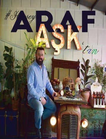 Araf Hotel-Menü-Magazine2