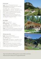 Entdecke unsere schönsten Almen - Page 5