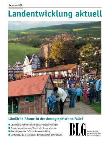 Demographische Entwicklung im - Bundesverband der ...