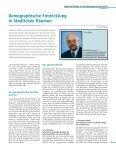 Demographische Entwicklung im - Bundesverband der ... - Seite 5