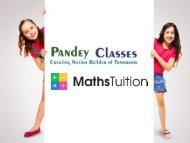 Math Tuition Centers in Rohtak
