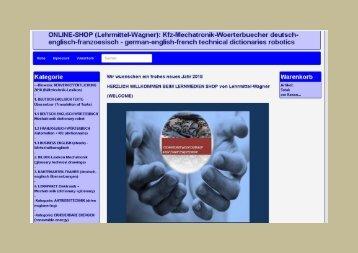 Digitale Medien in der Berufsausbildung: ebooks englisch + franzoesisch uebersetzen