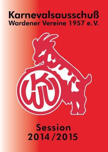 KWV Broschüre