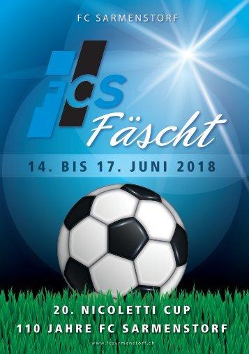 FCS-Fäscht 2018