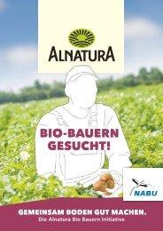 Alnatura Bio-Bauern Initiative