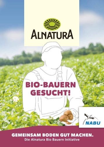 Alnatura Bio-Bauern Initiative