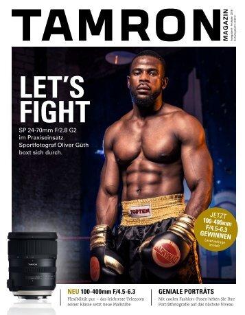 Tamron Magazin Ausgabe 6 Frühling 2018