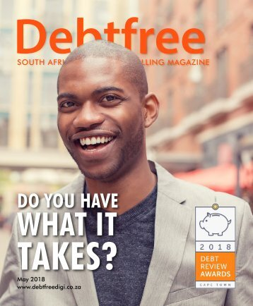 Debtfree Magazine May 2018
