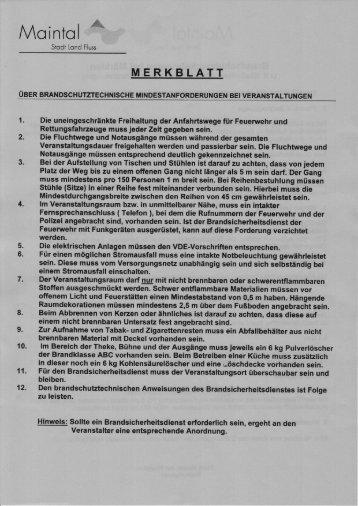 Mointol - Bischofsheimer Vereinsring eV