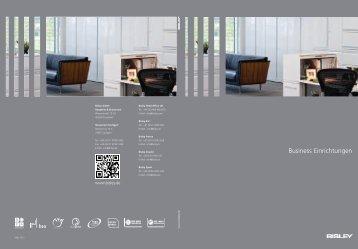 Bisley Business Einrichtungen Katalog