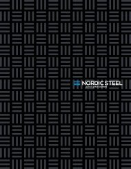 Nordic Steel Brosjyre