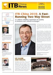 ITB China News 2018 - Review Edition