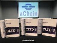 CLTD Certified in Logistics, Transportation and Distribution! Conheça também: CS&OP, CDFP, PPCP, CPIM, CSCP e CPSM: www.achain.com.br