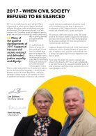 Forum Syd Annual Report 2017 - Page 3