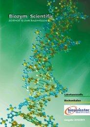 Premium Line - bei Bioswisstec AG
