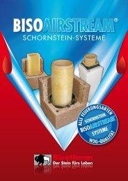 SCHORNSTEIN-SYSTEME - Bisotherm GmbH