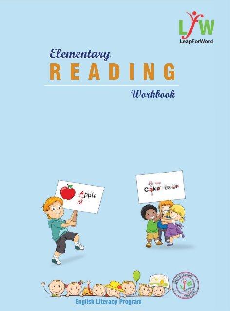 Elementary Reading Workbook