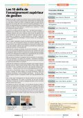 L'Essentiel du Sup - édition spéciale Semaine du Management - Page 3