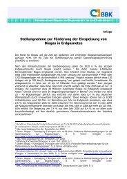 Brief BMU GasNZV Anlage 22.4.10 - Bundesverband Biogene und ...