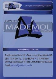 Catálogo Mademol Final