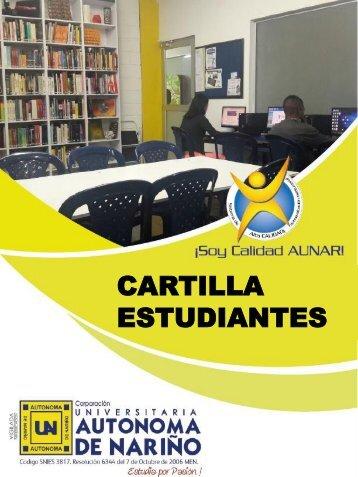 Cartilla Estudiantes