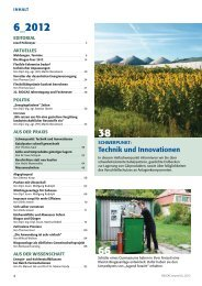 120 - Fachverband Biogas e.V.