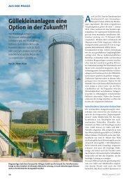 Anbau an Front-oder Radlader - Fachverband Biogas e.V.