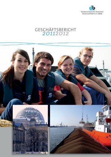 PDF, 5.591 KB - Bundesverband der Deutschen Binnenschiffahrt
