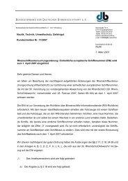 Einheitliche europäische Schiffsnummer - Bundesverband der ...