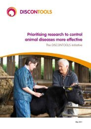 Prioritising research to control animal diseases more effective