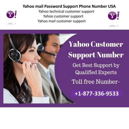 YAHOO TECH SUPPORT NUMBER 1877-503-0107