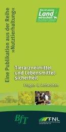 Eine Publikation aus der R eihe »Nutztierhaltung« - Bundesverband ...