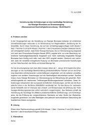 PDF-Download - Biomassestrom-Nachhaltigkeitsverordnung