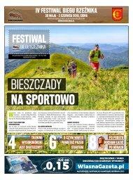 Festiwal Biegu Rzeźnika nr 1 (5) / 2018