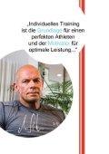 Bewerbungsmappe Mike Sehr | Training mit Köpfchen - Seite 2