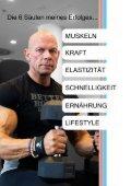 Bewerbungsmappe Mike Sehr | Training mit Köpfchen - Seite 4