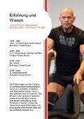 Bewerbungsmappe Mike Sehr | Training mit Köpfchen - Seite 5