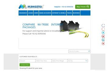 wi-tribe internet packages