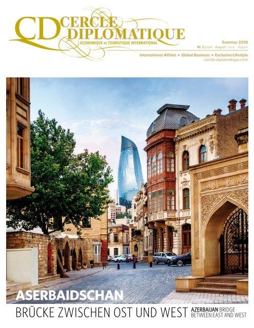 CERCLE DIPLOMATIQUE - issue 02/2018