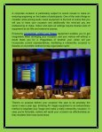 Audio visual Rentals Take You from Tradition Floor to Meeting Room - Page 2