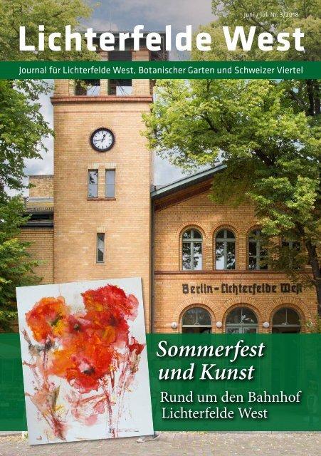 Lichterfelde West Journal Jun/Jul 2018