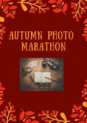 autumn photo marathon