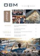 2018-5 OEBM Der Österreichische Baustoffmarkt - DOMOFERM The Next Steel Generation - Page 3