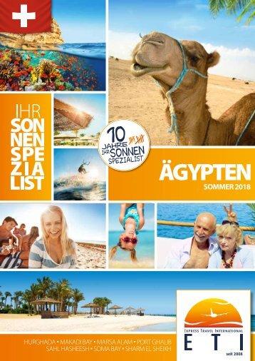 ETI CH Ägypten Sommer 2018