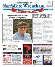 Norfolk & Wrentham June 2018