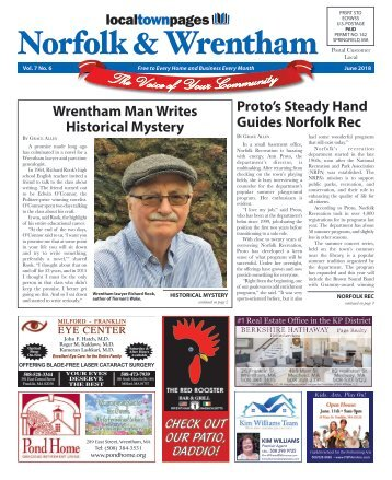 Norfolk & Wrentham June 2018