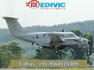 Easily Hire Medivic Aviation Emergency Air Ambulance Services in Coimbatore