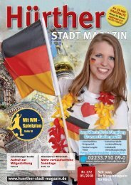 Hürther Stadt Magazin Mai 2018